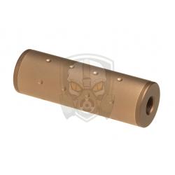 107mm Navy Seals Silencer CW/CCW  - Desert -