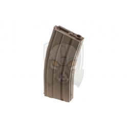 Magazine M4 Hicap 300rds - E&C - Desert -