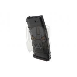 Magazine M4 Hicap Polymer 300rds  - E&C - Black -