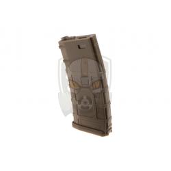 Magazine M4 Hicap Polymer 300rds  - E&C - Desert -