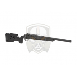 MLC-338 Bolt Action Sniper Rifle Deluxe Edition 130m/s  - Black -