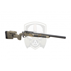MLC-338 Bolt Action Sniper Rifle Deluxe Edition 130m/s  - OD -
