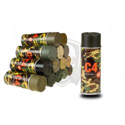C4 Mil Grade Color Spray RAL 6006