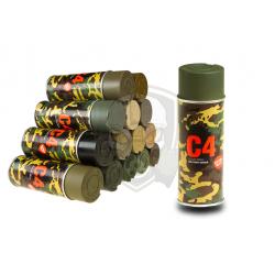 C4 Mil Grade Color Spray RAL6031