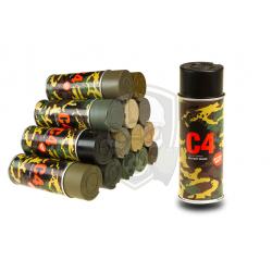 C4 Mil Grade Color Spray RAL9021