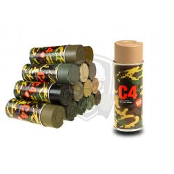 C4 Mil Grade Color Spray RAL8031