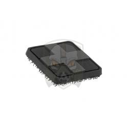 Red Cross Rubber Patch 25mm  - Blackops -