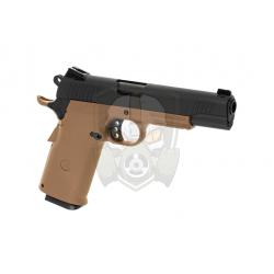 KP-11 Full Metal GBB  - Tan -