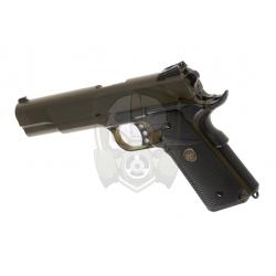 M1911 MEU Full Metal GBB  - OD -