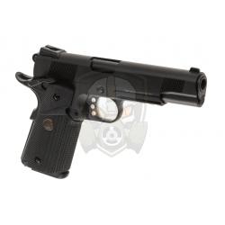 M1911 MEU Tactical Full Metal GBB  - Black -