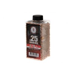 0.25g Tracer BB 2700rds  - Red -